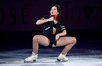 сборная России, Гран-приКанады, Елизавета Туктамышева, женское катание