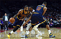 Кливленд, Детройт, НБА, видео, Кайри Ирвинг