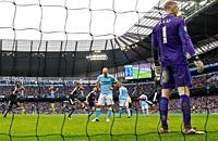 «Лестер» разносит «Манчестер Сити»