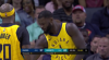 Lance Stephenson finishes through contact