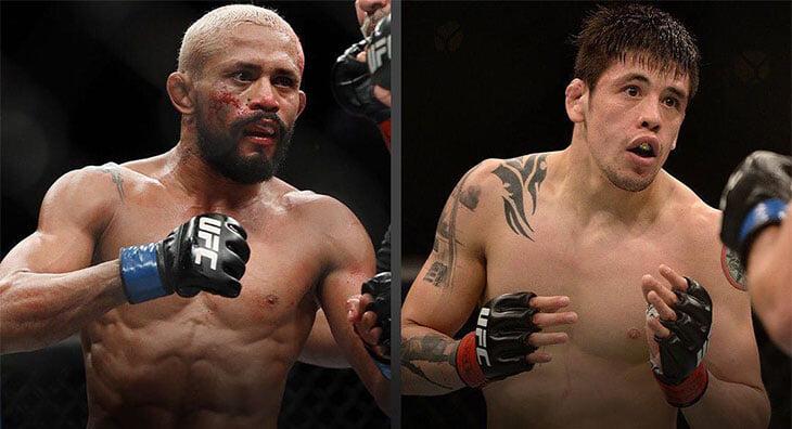 Фигередо проведет вторую защиту титула и войдет в историю UFC, а Фергюсон вернется после поражения Гейджи. Онлайн UFC 256