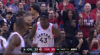 Pascal Siakam attacks the rim!
