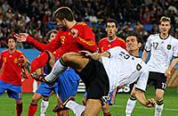 Самая крутая сборная этого века – Испания или Германия?