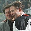 Александр Овечкин, Вячеслав Фетисов, Владислав Третьяк, Валерий Харламов