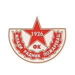 FK Mladi Radnik - logo