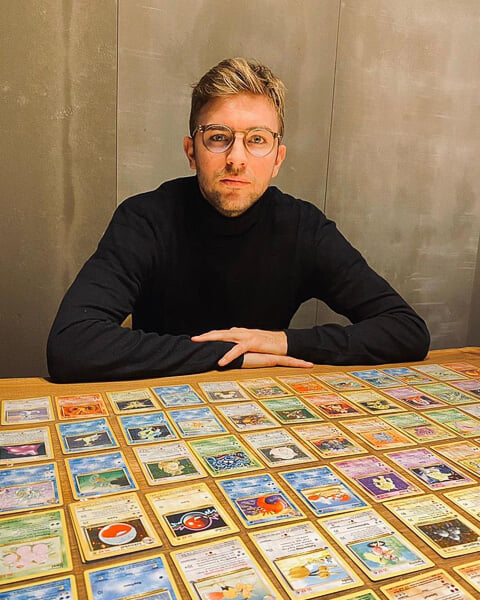 Крамер из «Гладбаха» собирает карточки покемонов – уже 151 штука. Редкие могут стоить по $200 тысяч