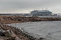 Зенит, Премьер-лига Россия, ЧМ-2018, Крестовский, стадионы, политика