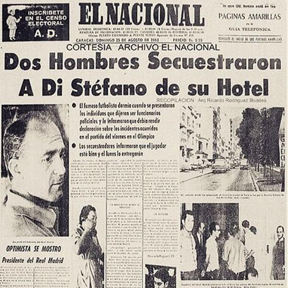 Однажды террористы похитили легенду «Реала». Он играл с ними в шахматы