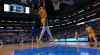 JaVale McGee with the big dunk