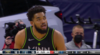 Karl-Anthony Towns scores off the great dish by Karl-Anthony Towns