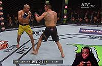 Макс Холлоуэй, видео, Twitch, Жозе Альдо, UFC, видеотрансляции