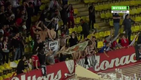 Франция. Лига 1. «Монако» - «Монпелье»