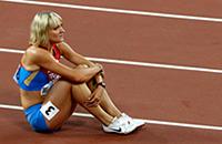 чемпионат мира по легкой атлетике, сборная России, сборная России жен