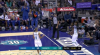 Mitchell Robinson skies for the big oop