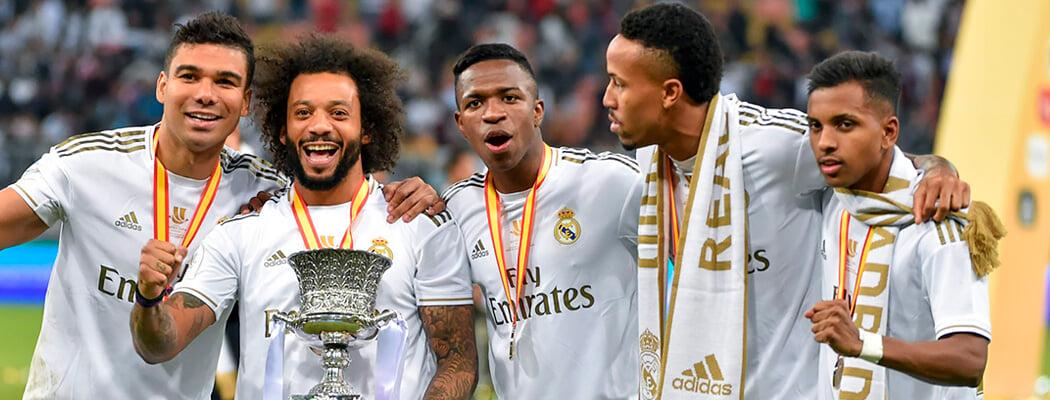 «Реал» ищет нового Неймара и скупает юных бразильцев. Рулит процессом бывший журналист (нашел Каземиро, Вальверде, Винисиуса)