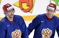 ЧМ-2016, Евгений Кузнецов, Дмитрий Орлов, НХЛ, Александр Овечкин, Вашингтон, сборная России