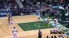 Lonzo Ball with 13 Assists  vs. Milwaukee Bucks