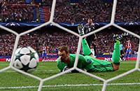 Бавария, Атлетико, Лига чемпионов