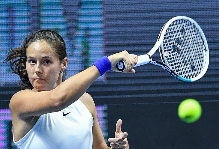 Турнир WTA в Петербурге превратился в чемпионат России, и его выиграла Касаткина. Она взяла второй титул после 2 лет мучений
