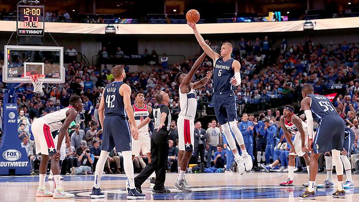 Стартовый спорный – вечная, но бесполезная традиция НБА