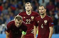 сборная Англии, сборная России, сборная Словакии, сборная Уэльса, Евро-2016
