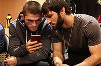 Из-за кого Хабиб готов уйти из UFC? Тухугов попадался на допинге и якобы дал пощечину Конору