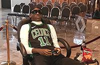 NBA 2K, Кайри Ирвинг, фото, болельщики, Бостон, светская хроника