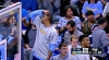 Danilo Gallinari rises for the jam!