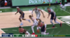 Russell Westbrook Posts 29 points, 17 assists & 12 rebounds vs. Milwaukee Bucks