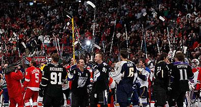 Матч звезд НХЛ. Онлайн
