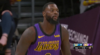 Lance Stephenson sets up the nice finish