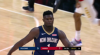 Zion Williamson with the big dunk