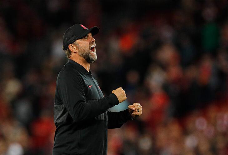«Милан» выжил после адского старта и даже нашел уязвимость в прессинге «Ливерпуля». Но в перерыве Клопп все починил