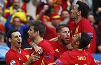 Барселона, сборная Чехии, Жерар Пике, примера Испания, сборная Испании, болельщики, Евро-2016