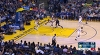 JaVale McGee with the rejection vs. the Jazz