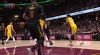 Brandon Ingram, Kevin Love  Highlights from Cleveland Cavaliers vs. Los Angeles Lakers
