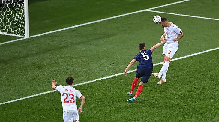 Франция – аут! Швейцария спаслась на 90-й (и снова 3:3), а в серии пенальти била точнее Мбаппе