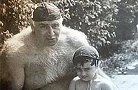 Петр Мшвениерадзе, Мельбурн-1956, водное поло