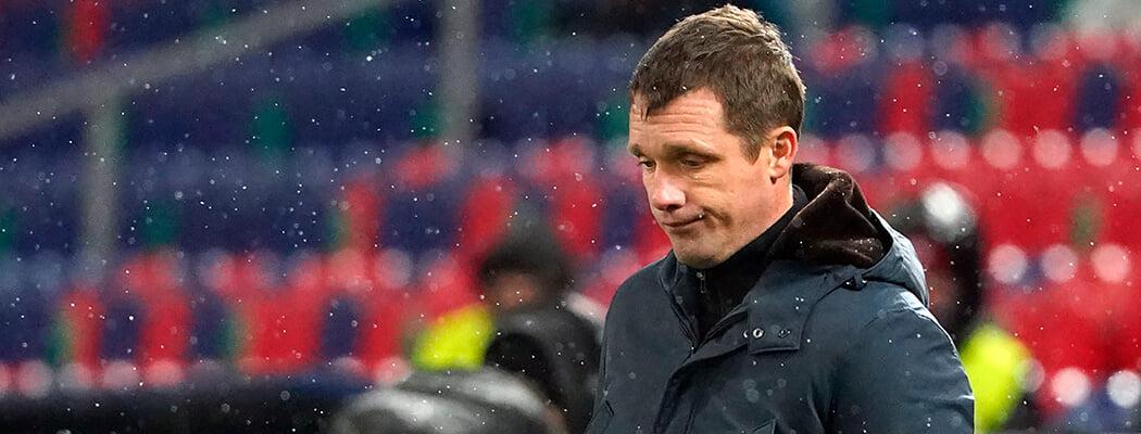 Гончаренко признает катастрофу с голами (0 дома за всю ЛЕ!) и критикует Чалова, но не видит глобального провала ЦСКА. Очень зря