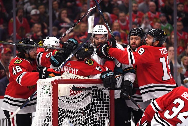 Что творилось в НХЛ, пока все смотрели Олимпиаду