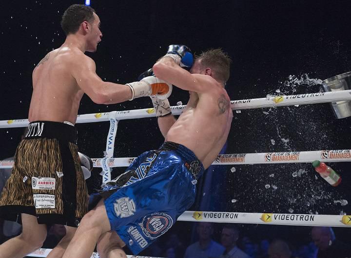 происшествия, бокс