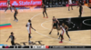 Jakob Poeltl Blocks in San Antonio Spurs vs. Miami Heat