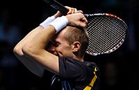 Николай Давыденко, фото, ATP, Barclays ATP World Tour Finals