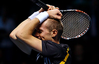 Николай Давыденко, фото, ATP, Nitto ATP World Tour Finals