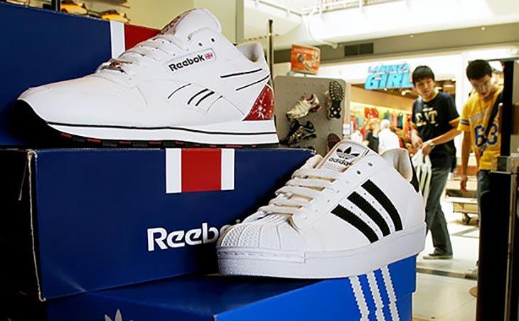 8e898dc25b0f Adidas купил Reebok, чтобы отжать у Nike американский рынок. Не ...