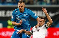 «Зенит» и «Краснодар» сыграли лучший матч российского сезона
