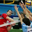 сборная России по волейболу, Кубок мира, сборная Бразилии, сборная Болгарии, сборная США, сборная Испании