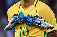 Неймар, Роналдо, стиль, игровая форма, сборная Бразилии, Nike