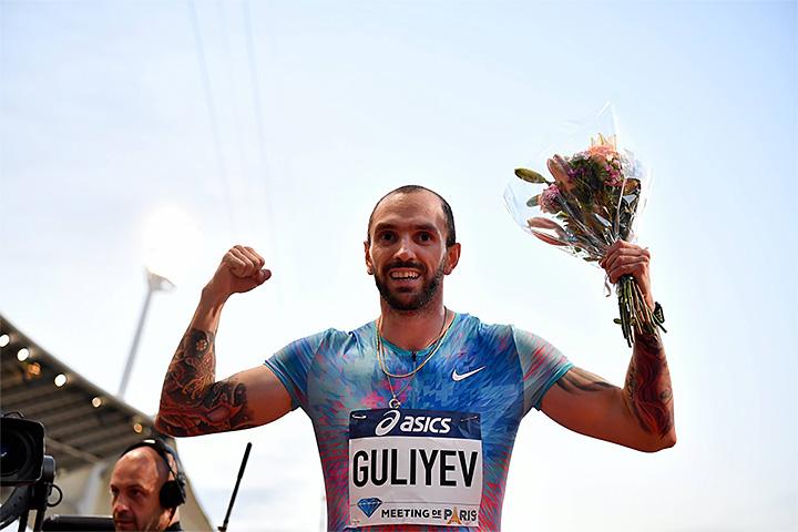 бег, чемпионат мира, Рамиль Гулиев, сборная Турции