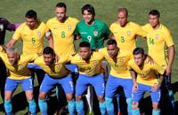 сборная Боливии, сборная Бразилии, Марсело Морено, фото